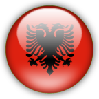 Albania flag myspace, friendster, facebook, and hi5 comment graphics