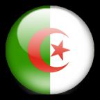 Algeria flag graphics