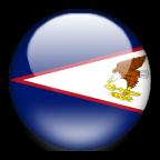 American Samoa flag graphics
