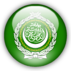 Arab League flag myspace, friendster, facebook, and hi5 comment graphics