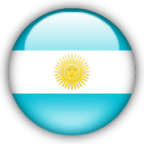Argentina flag graphics