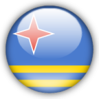 Aruba flag graphics