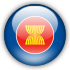 Asean flag graphics