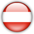 Austria flag graphics