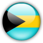 Bahamas flag graphics