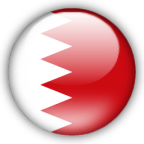 Bahrain flag graphics