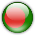 Bangladesh flag graphics