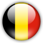Belgium flag graphics