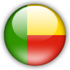 Benin flag graphics
