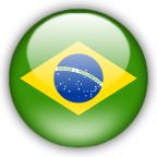 Brazil flag graphics