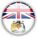 British Antarctic Territory flag graphics