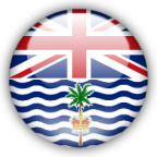 British Indian Ocean Territory flag graphics