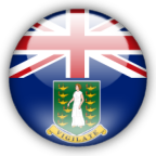 British Virgin Islands flag myspace, friendster, facebook, and hi5 comment graphics