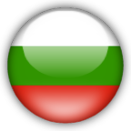 Bulgaria flag graphics