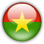 Burkina Faso flag myspace, friendster, facebook, and hi5 comment graphics