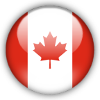 Canada flag myspace, friendster, facebook, and hi5 comment graphics