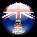 Cayman Islands flag graphics