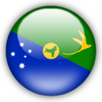 Christmas Island flag myspace, friendster, facebook, and hi5 comment graphics