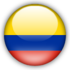 Colombia flag myspace, friendster, facebook, and hi5 comment graphics