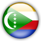 Comoros flag myspace, friendster, facebook, and hi5 comment graphics