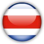 Costa Rica flag graphics