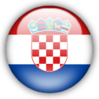 Croatia flag graphics