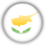 Cyprus flag graphics
