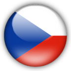 Czec Republic flag myspace, friendster, facebook, and hi5 comment graphics