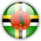 Dominica flag myspace, friendster, facebook, and hi5 comment graphics