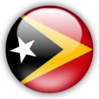 East Timor flag graphics