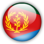 Eritrea flag graphics
