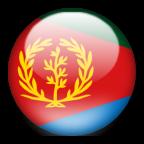 Eritrea flag graphics