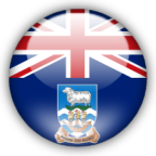 Falkland Islands flag myspace, friendster, facebook, and hi5 comment graphics