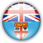 Fiji flag graphics