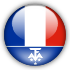 French Southern Antarctic Lands flag graphics