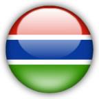 Gambia flag myspace, friendster, facebook, and hi5 comment graphics
