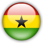 Ghana flag myspace, friendster, facebook, and hi5 comment graphics