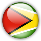 Guyana flag myspace, friendster, facebook, and hi5 comment graphics