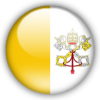 Holy See flag myspace, friendster, facebook, and hi5 comment graphics
