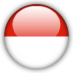 Indonesia flag graphics