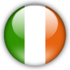 Ireland flag graphics