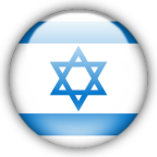 Israel flag graphics