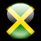 Jamaica flag graphics