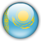 Kazakhstan flag myspace, friendster, facebook, and hi5 comment graphics