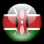 Kenya flag graphics