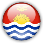 Kiribati flag myspace, friendster, facebook, and hi5 comment graphics