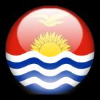 Kiribati flag graphics