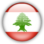 Lebanon flag graphics