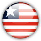 Liberia flag graphics