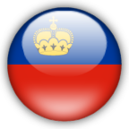 Liechtenstein flag graphics